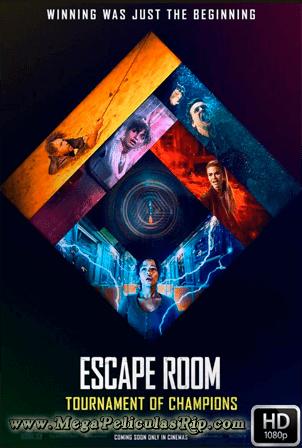 Escape Room 2: Reto Mortal [1080p] [Latino-Ingles] [MEGA]