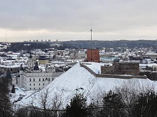 Gediminas Tower e TV tower
