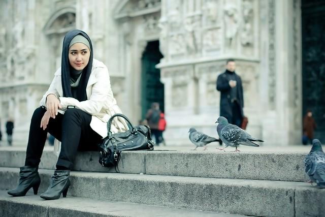 Tips Dari Dian Pelangi Untuk Hijab Traveler