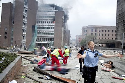 Oslo Truck Bomb