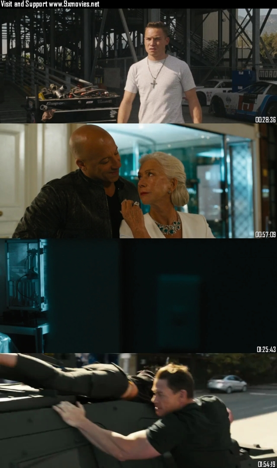 F9 - Fast And Furious 9 (2021) Dual Audio Hindi (CAM Cleaned) 720p WEB-DL 1.2GB