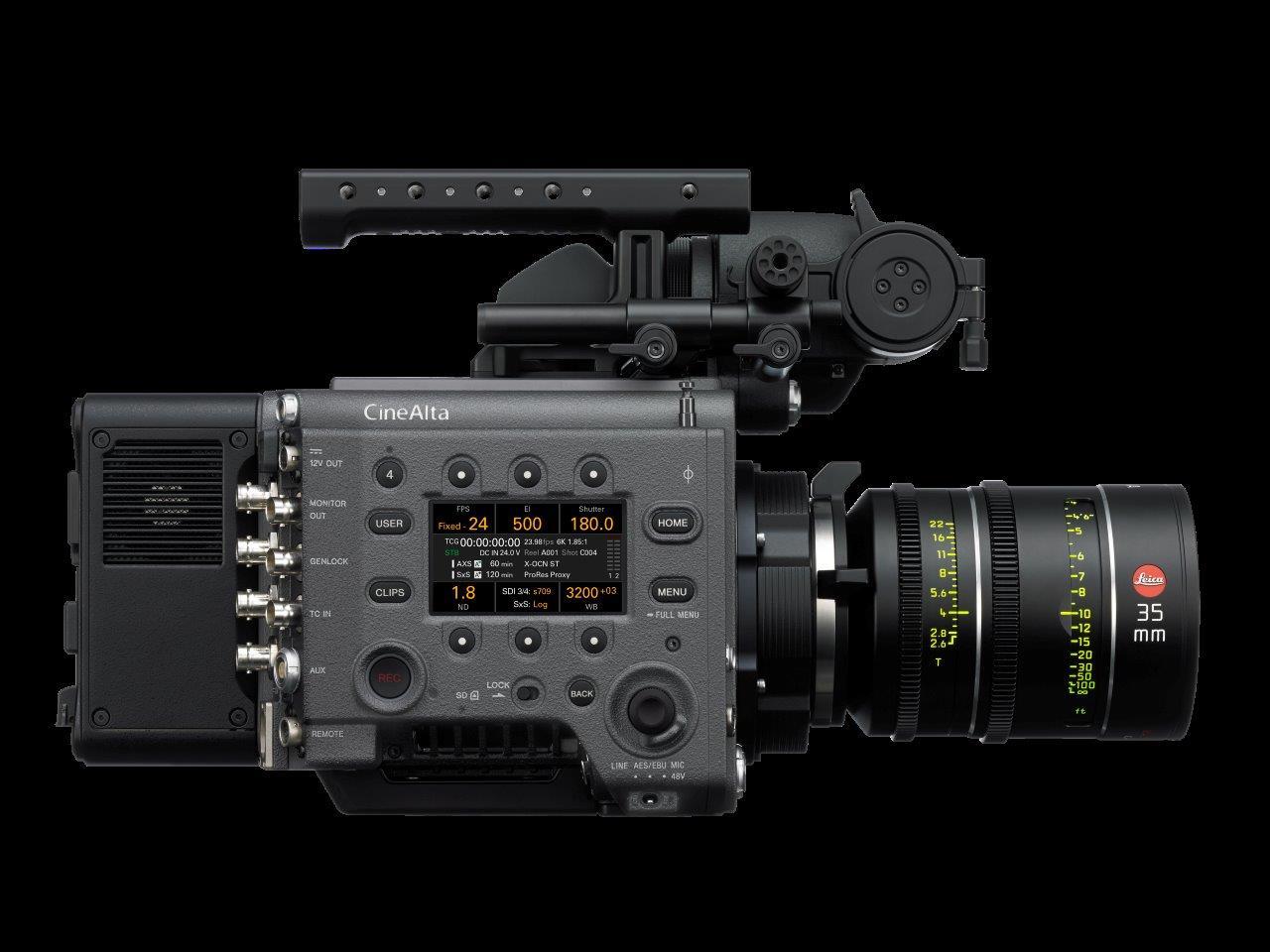 Цифровая кинокамера Sony CineAlta Venice, полный комплект