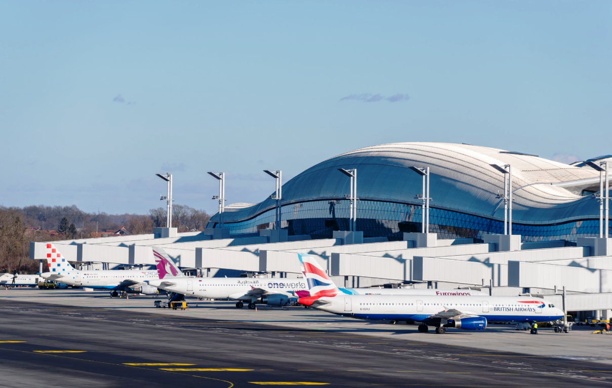 Zagreb Airport Targets 5 Growth In 2019