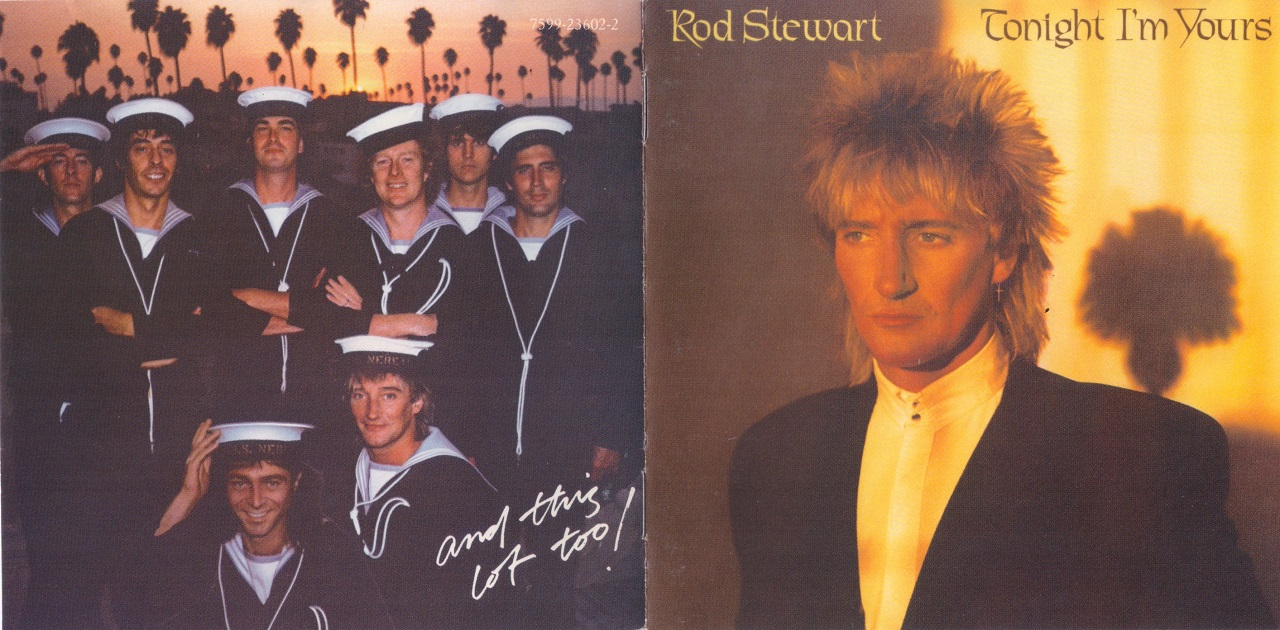 If you think rod stewart is sexy, it might be his pink hush puppies