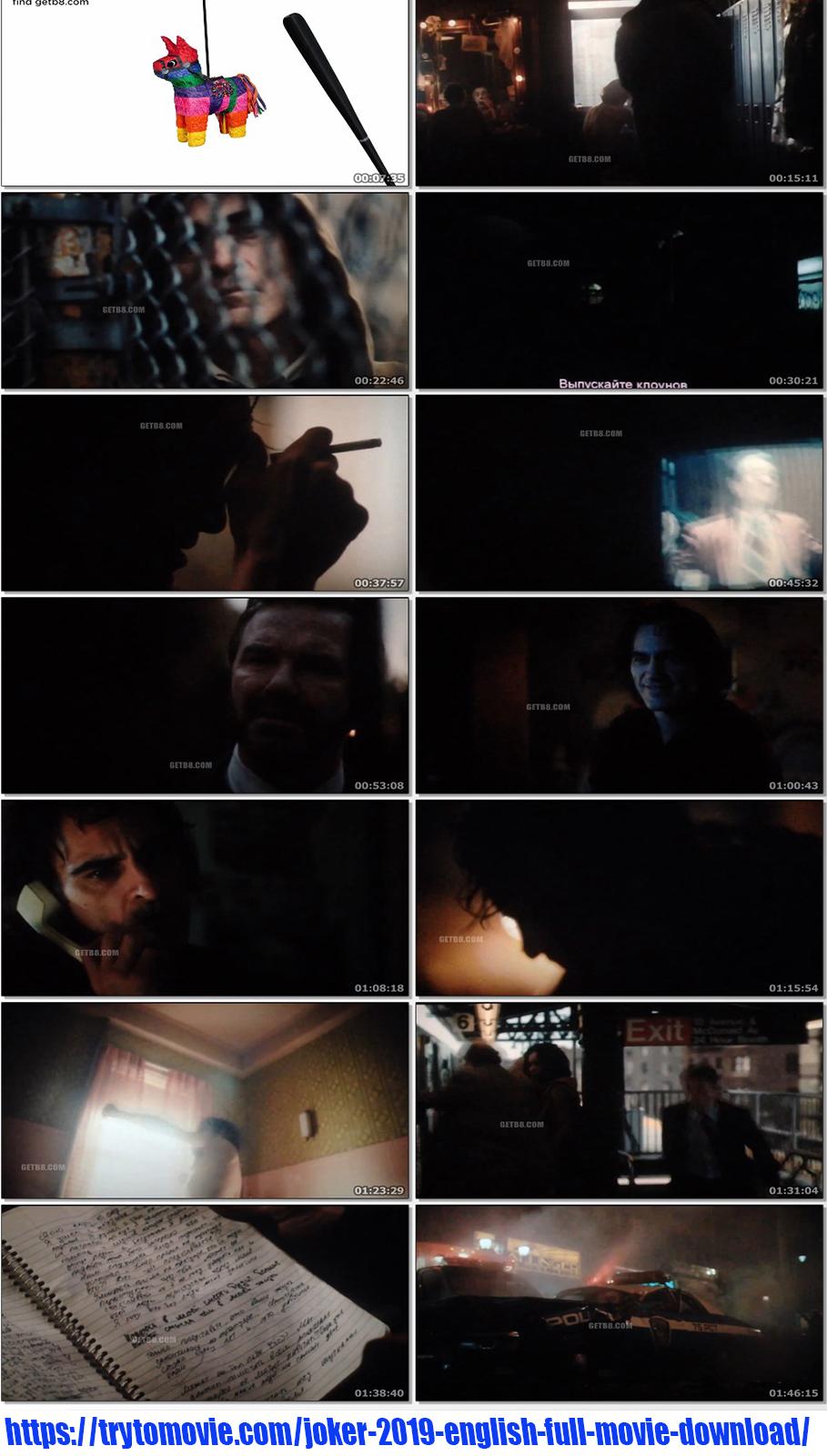 Joker 2019 Full Movie Screenshot