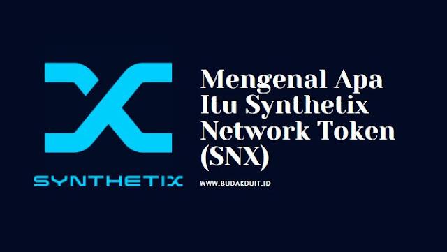Gambar Logo Synthetix Network Token (SNX)