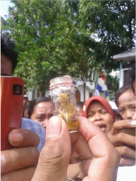 Heboh dan Menggegerkan Warga Sekitar..! Tuyul Tertangkap di Kaliwungu Jateng, Ternyata Adalah........