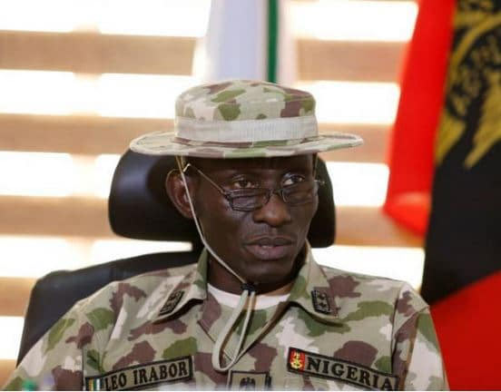 """Nigerian military explains how it """"accidentally"""" bombed refugee camp"""