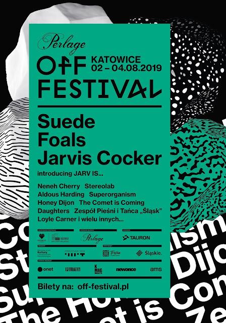 Zapowiedź OFF Festival 2019!
