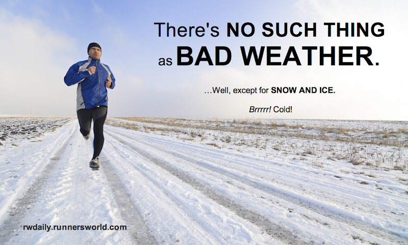 Bad Weather Quotes Funny: Running Motivation And Life Woes