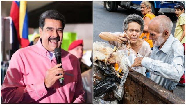 ¡Puro cuento! Las misiones acabarán la pobreza, según Maduro