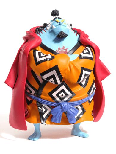 Jinbe coleccion oficial de figuras de one piece