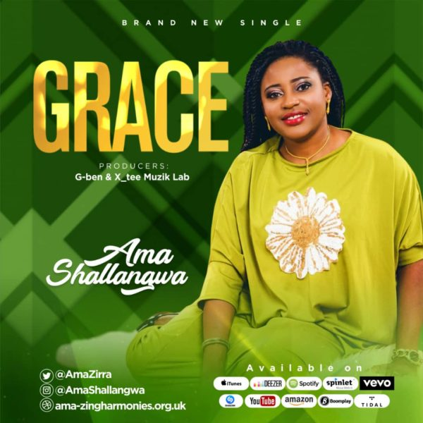 Ama Shallangwa – Grace Mp3 Download