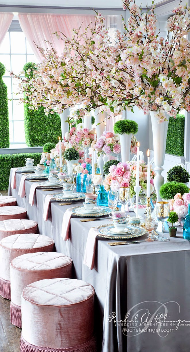 12 Long Wedding Tables You\'ll Love - Belle The Magazine