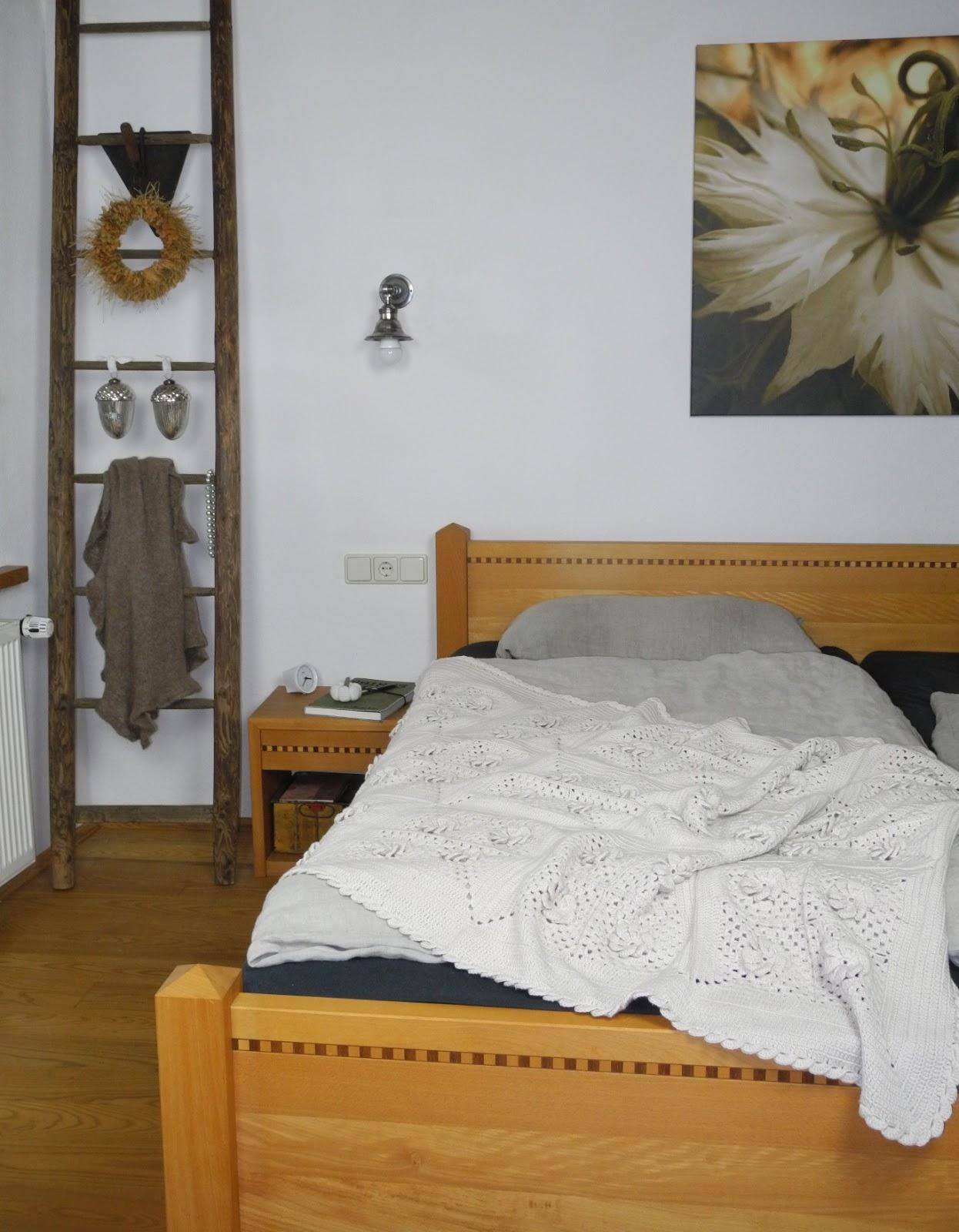 Schlafzimmer kuschelig  Schmiedegarten: Es wird kuschelig