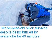 https://sciencythoughts.blogspot.com/2018/12/twelve-year-old-skier-survives-despite.html