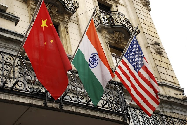 GEOPolitical News | China deliberately causing border tensions to warn India off US Alliance
