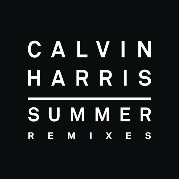 Calvin Harris - Summer (Remixes) - EP **DMCA** Cover