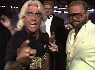 WCW Capital Combat 1990 - The Four Horsemen