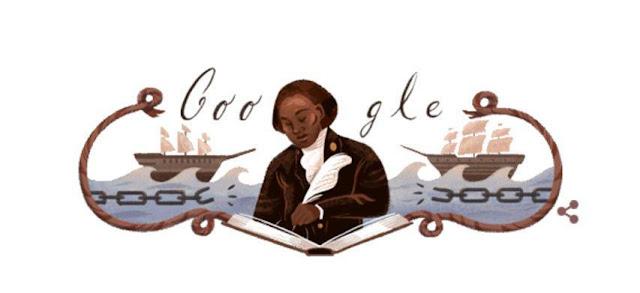 Olaudah Equiano Google Doodle