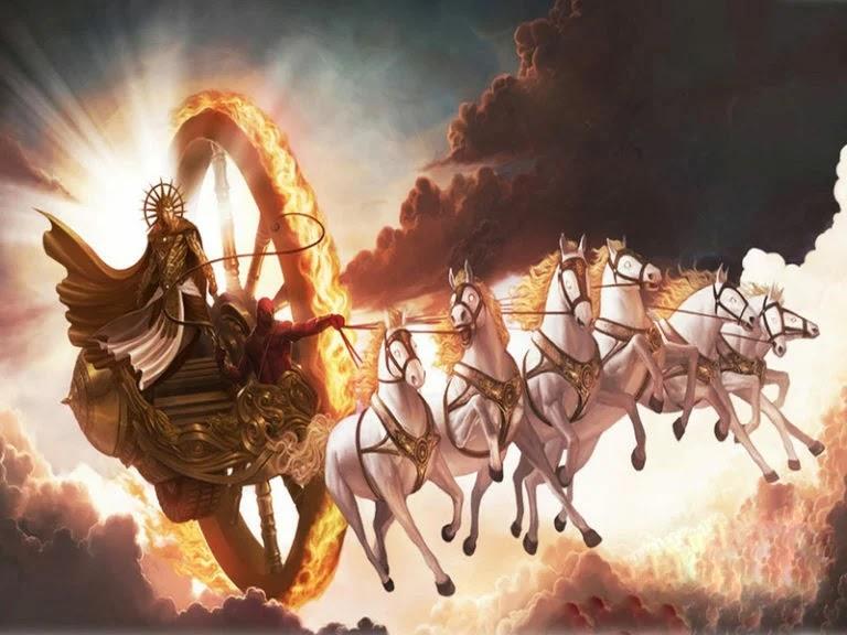 Surya - O Deus Sol na Mitologia Hindu