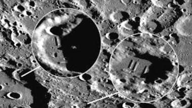 Científicos Descubren Estructuras Artificiales En La Luna Oscura
