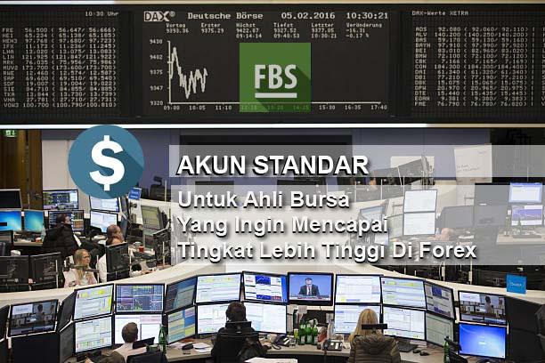 Akun Standar FBS