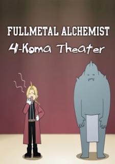 Fullmetal Alchemist: Brotherhood 4-Koma Theater