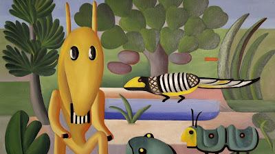 """""""A Cuca"""", pintura de Tarsila do Amaral - Divulgação"""