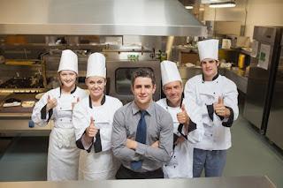 restaurant kitchen dining food safety