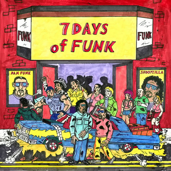 7 Days of Funk - 7 Days of Funk Cover