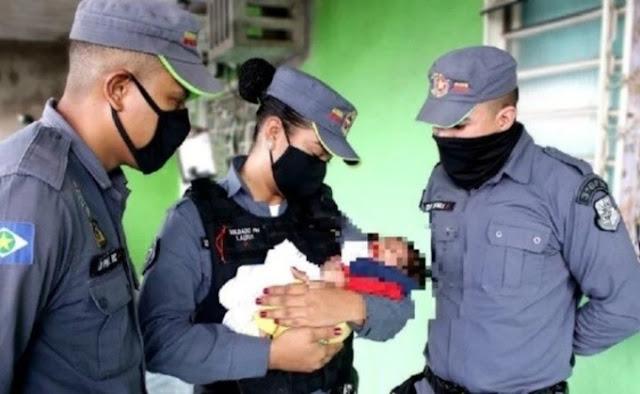 LAMENTABLE: Mujer entrega a su bebé como 'garantía' por una deuda a narcotraficantes