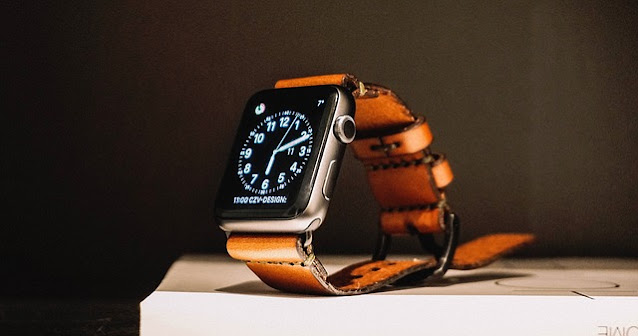 Apple Watch with Alcometer