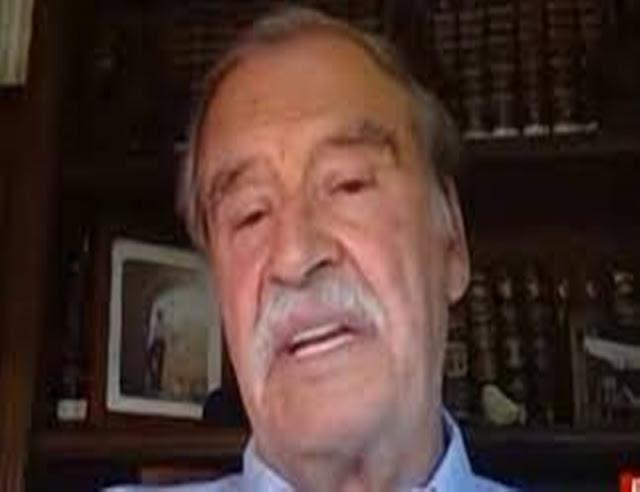 """Vicente Fox le TUNDE al mediocre gobierno de AMLO: """"No hay transformación, no hay resultados"""""""