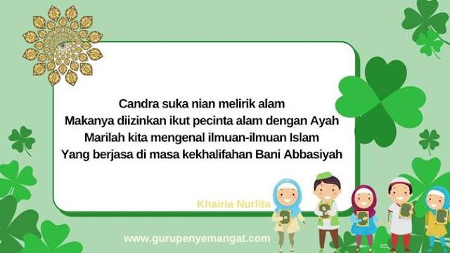 Pantun Belajar Islam Bani Abbasiyah