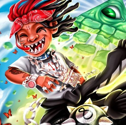 Trippie Redd-  A Love Letter To You 3 (Mixtape)