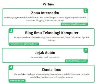 Meningkatkan Pengunjung Website Dengan Mencari Partner Blog