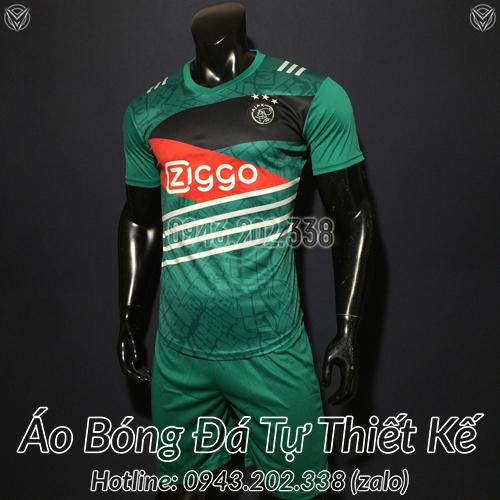 Áo Câu Lạc Bộ Ajax 2020 Training 3