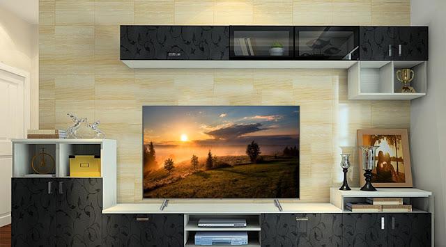 Smart Tivi QLED Samsung 4K 55 inch QA55Q6FNAKXXV