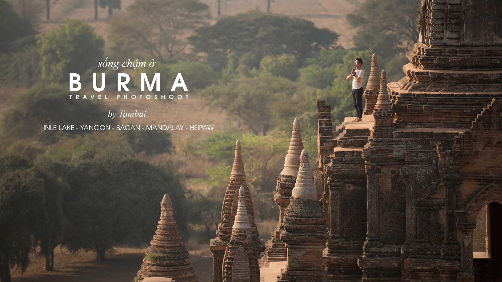 Sống chậm ở Burma