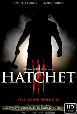Hatchet 3 [1080p] [Ingles Subtitulado] [MEGA]