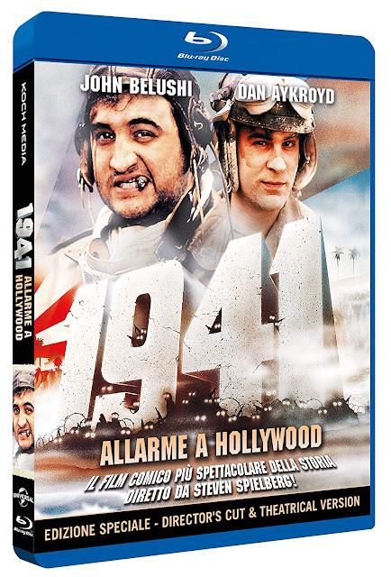 1941: Allarme A Hollywood - Blu-Ray
