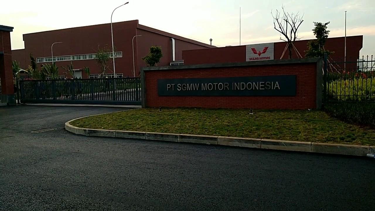 Info Lowongan Kerja di PT SGMW Motor Indonesia GIIC Cikarang