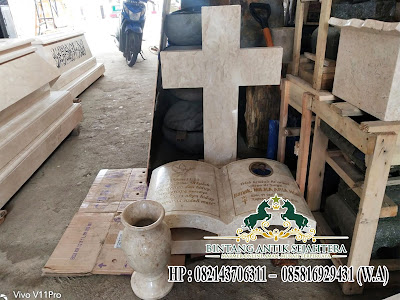 Contoh Nisan Kuburan Kristen