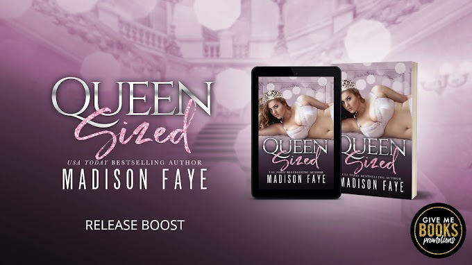RELEASE BOOST PACKET - Queen Sized by Madison Faye