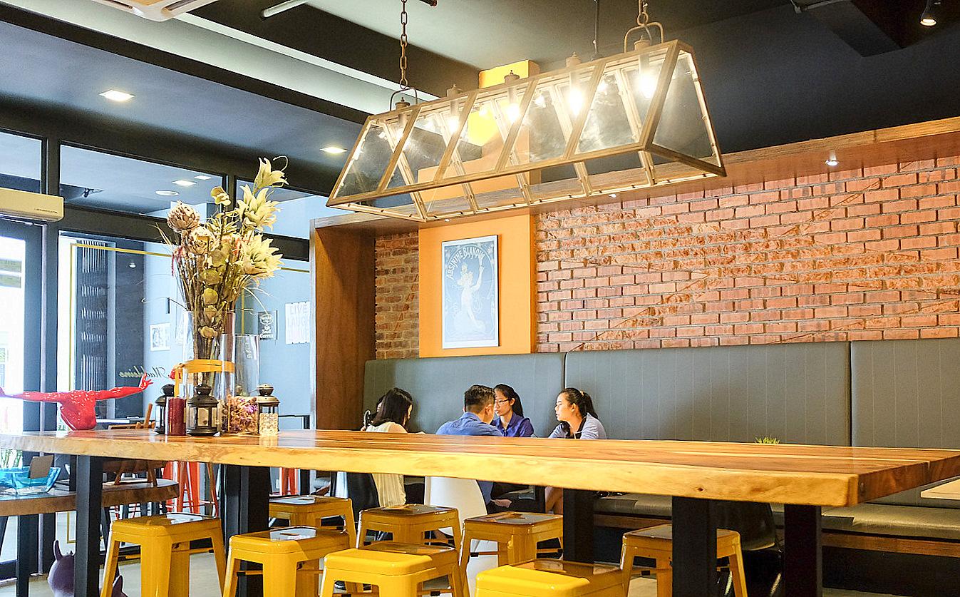 Madeleine Cafe Sunway University Menu