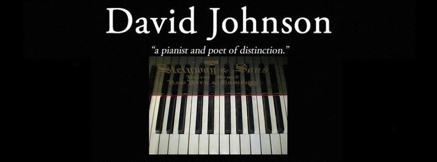 David Johnson pianist