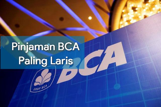 Pinjaman Bank BCA