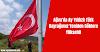 Ağva'da Ay Yıldızlı Türk Bayrağımız Yeniden Göklere Yükseldi