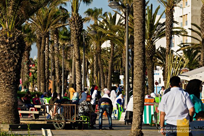 Asilah Morocco Avenue